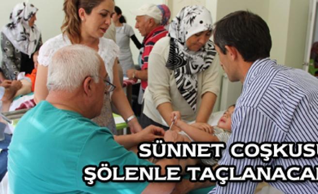 Çankırı Belediyesi 136 Çocuğu Sünnet Ettirdi