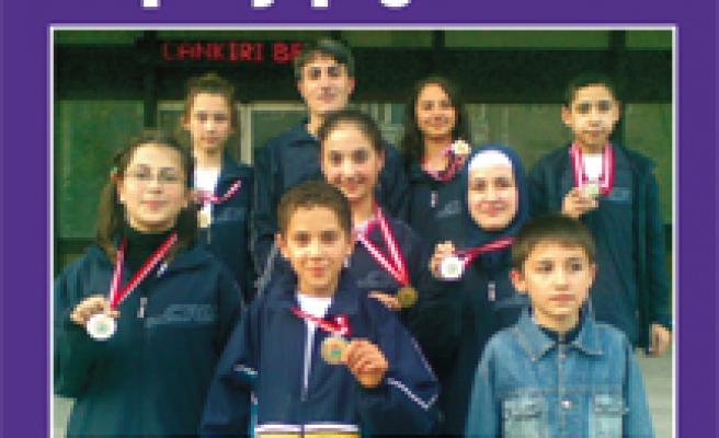 Taekwondoculardan 7 madalya...