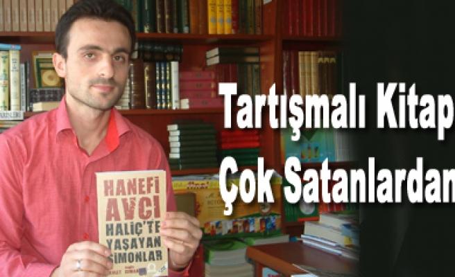 Tartışmalı kitap Çankırı'da en çok satanlardan