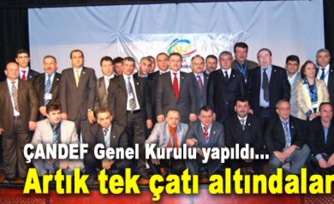 İstanbuldaki federasyonlar sonunda birleşti!