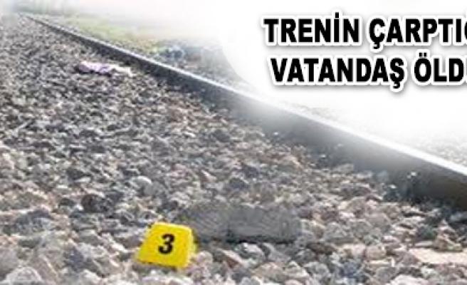 Çankırı da meydana gelen Tren kazasında 1 kişi öldü