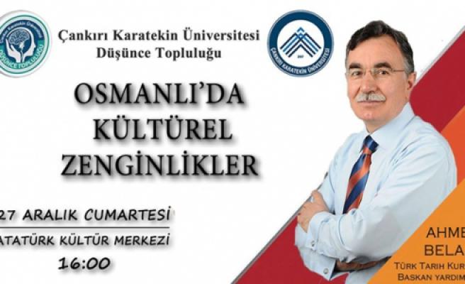 TTK Başkan Yardımcısı Ahmet Belada Çankırı'ya Geliyor