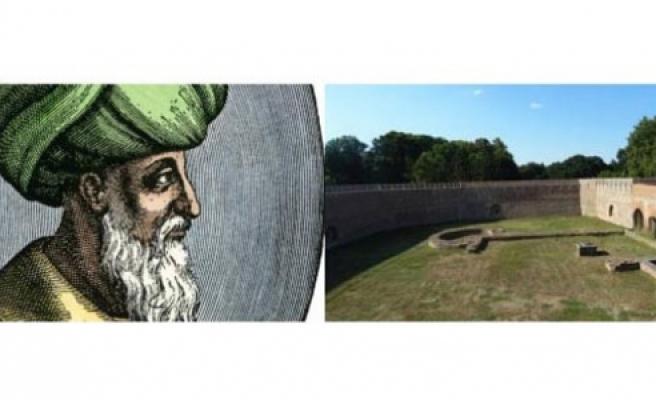 Türk heyeti Kanuni'nin organlarının yerini buldu