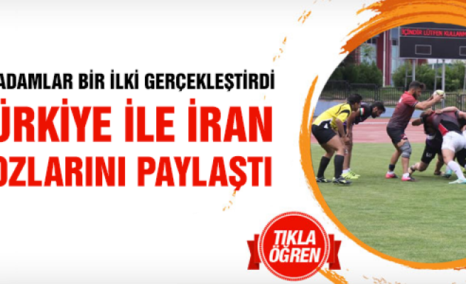 Türkiye ile İran kozlarını Çankırı'da paylaştı