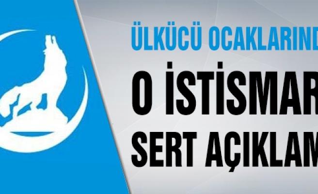 Ülkü Ocakları'ndan Kapdan'a destek açıklaması