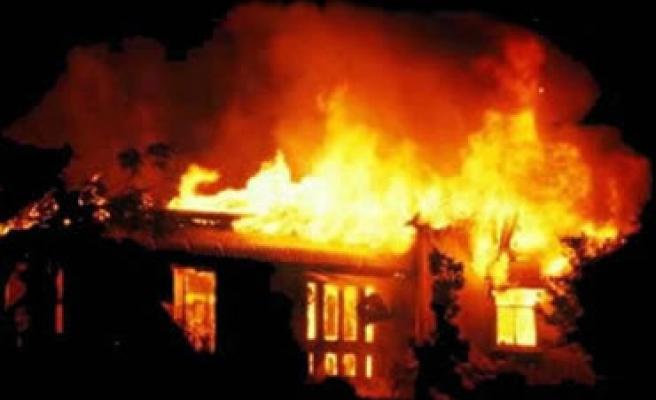 Son Dakika... Ilgaza bağlı Çeltikbaşı köyünde yangın!