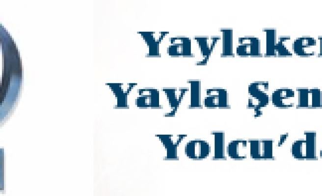 Çankırı Yayla Şenlikleri bu akşam Hilal Tv 'de...