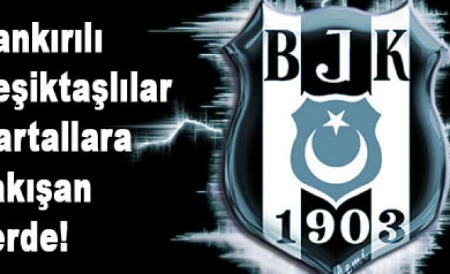 Beşiktaşlı Taraftarlar Derneği yeni yerine taşındı...