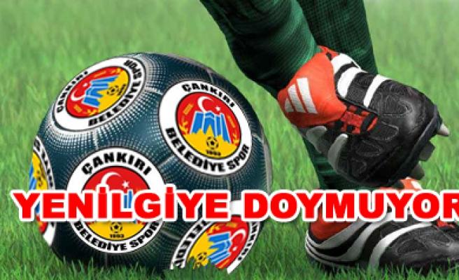 Çankırı Belediyespor – Göztepe: 1-3 Maç sona erdi...