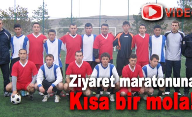 Kınıklıoğlu;Siyaset yapmak Futbol oynamaktan daha kolay!