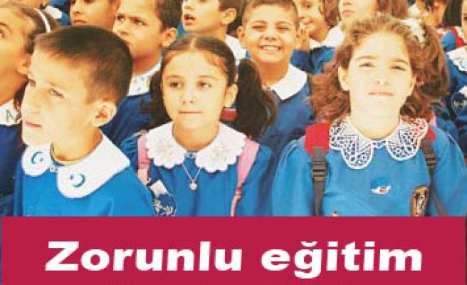 FLAŞ.. FLAŞ.. Çankırı'da zorunlu eğitim 9 yıl!