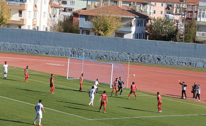 Gol düellosundan Turhal Spor galip çıktı! 3-4