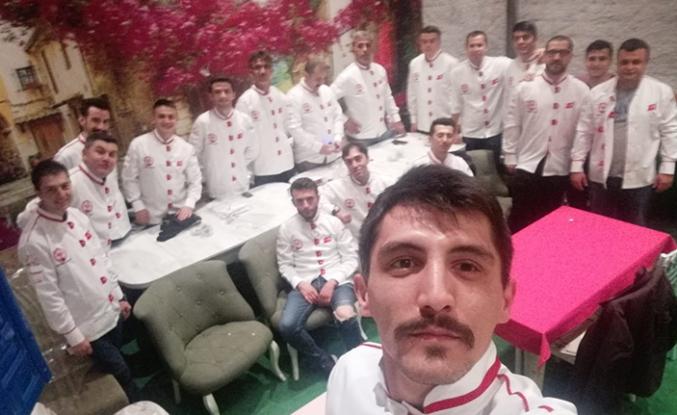 Çankırılı aşçılar tek çatı altında örgütlendi'