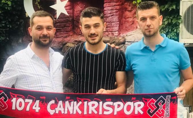 1074 Çankırıspor'da sezonun ilk transferi
