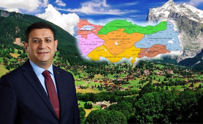 Deva Partisinde Batı-Orta Karadeniz İdris Şahin'e emanet!