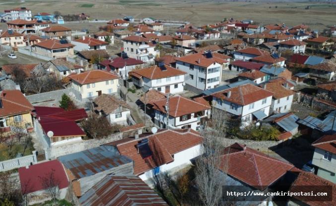 Atkaracalar'da bir köy karantina altına alındı!