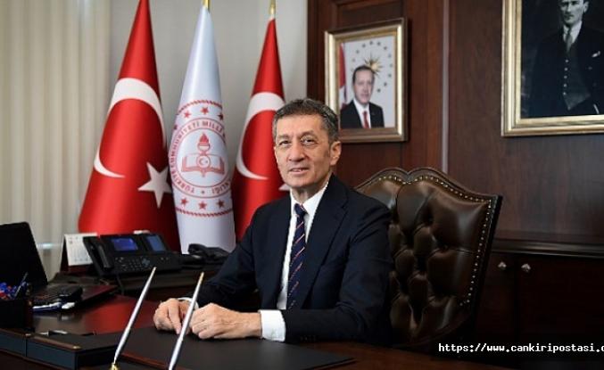 Milli Eğitim Bakanı Ziya Selçuk Çankırı'ya geliyor