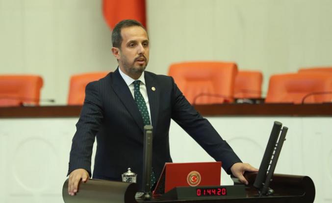 AK Parti Çankırı Milletvekili Salim Çivitcioğlu' nun Kurban Bayramı Kutlama Mesajı
