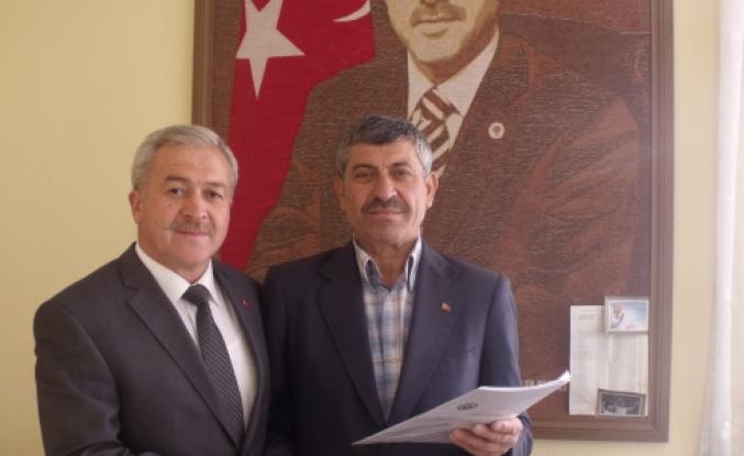 İhsan Haydar Yapraklı Belediyesine talip!