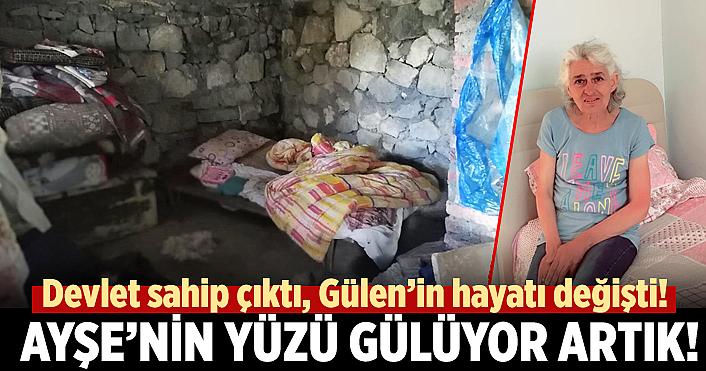 Devlet sahip çıktı, Gülen'in hayatı değişti!