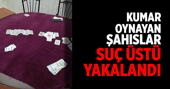 Ilgaz'da kumar oynayan şahıslar suçüstü yakalandı