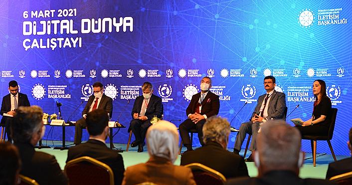 Anadolu ve Ulusal Basın Dijital Dünya Çalıştayı'nda buluştu!