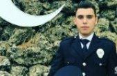 Çankırı'da polisler kaza geçirdi: 1 şehit, 1 yaralı