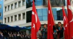 Çankırı'da Cumhuriyet kutlaması 2014
