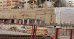 Çankırı'da Muşambalı iş güvenliği!