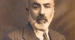 Mehmed Akifin Çankırı'da Verdiği Vaaz