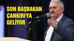 Başbakan Yıldırım'dan Çankırı'ya Hukuk Fakültesi müjdesi