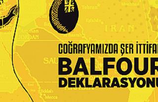 Balfour Deklarasyonu Bir Utanç Vesikasıdır
