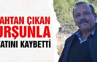 Çankırı'da bir çalışan silahla intihar etti