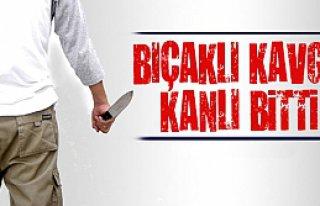 Çankırı'da İki Kişi Bıçaklandı, Birinin Durumu...