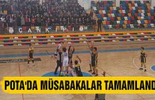 Gençler Basketbol İl Birinciliği Müsabakaları...