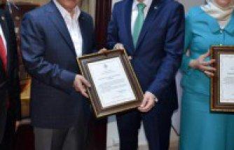 Başbakan Ahmet Davutoğlu Çankırı Mitingi