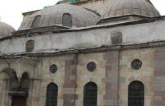 Sultan Süleyman cami restorasyon çalışmasında son durum!