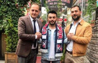 1074 Çankırı Spor yeni yönetiminden ilk transfer