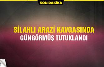 Çankırı'da silahlı arazi kavgasına 1 tutuklama!