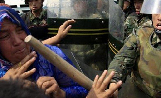 Çin'den Doğu Türkistan`da tesettür karşıtı kampanya