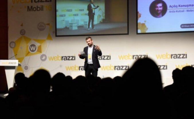 Webrazzi Dijital 8 Mart Çarşamba Günü Gerçekleşecek