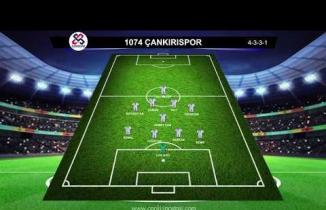 1074 Çankırıspor-1926 Bulancakspor Canlı Yayın