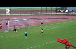 Amasyaspor penaltı atışlarıyla ayrı finale yükseldi!