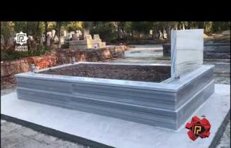 Başbakan Refik Saydam'ın Mezarlığı nihayet onarıma alındı!