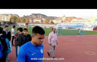 Çaykur Rizespor, Ziraat Türkiye Kupası öncesi son idmanını yaptı