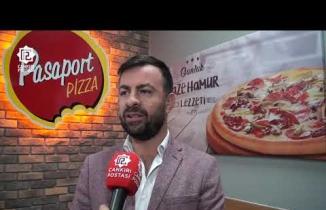 Dereli Grup Pasaport Pizza Çankırı şubesini bünyesine kattı!