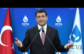 DEVA Partisi Sözcüsü İdris Şahin: Sosyal medyayı hükûmetin baskısına bırakmayacağız