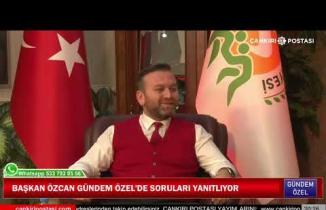 Faik Özcan'dan Güldürcek suyu açıklaması! Vatandaşımız sudan şikayetçi
