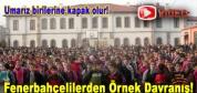Çankırı Fenerbahçeliler Derneğinden Örnek Davranış! 26.12.2009