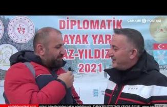 Ilgaz Yıldıztepe'de diplomatlar yarıştı!